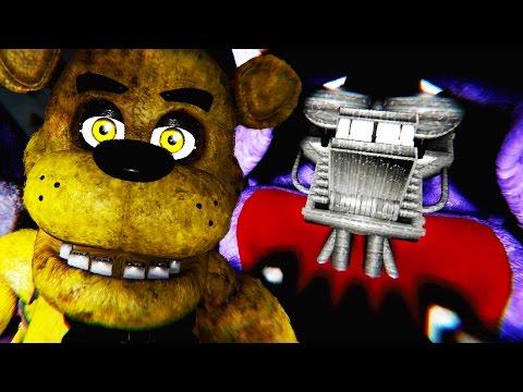 DID BONNIE EAT US?! | Five Nights at Freddys 3D (FREE ROAM Five Nights at Freddys)