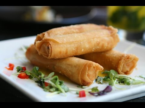 How To Make an Egg Roll