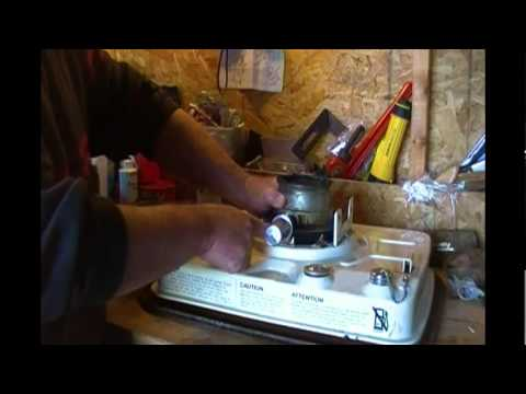 How to clean / maintain a kerosene heater