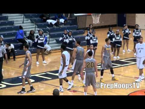 Jeron Rogers 2015 North Farmington High School vs Southfield