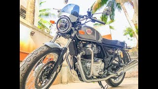 Royal Enfield Interceptor 650 Practical & Simple Modifications   Owners Feedback   Honest Opinion  