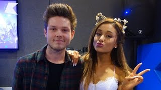 download musica Ariana Grande talks family Christmas celebrations Part 2 KISS FM UK