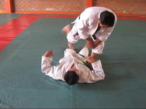 Estrangulación y Reanimación - Nippi Judo Club - Sensei Raúl Bolaños