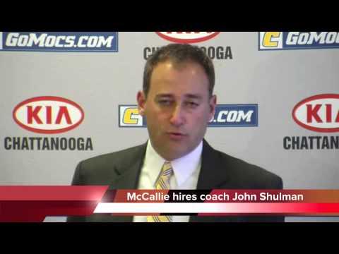 McCallie School hires John Shulman as Blue Tornado basketball coach - 03/07/2014