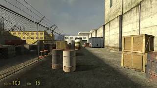 Half-life 1 Soldier A.I VS Half-life 2 Soldier A.I