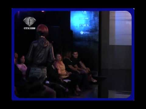 Fashion show from 2007 at Ayala Museum in Makati City, Metro Manila,