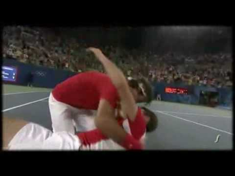 roger federer best 5 (hd) Video