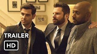 A Million Little Things (ABC) Trailer HD  - David Giuntoli, James Roday, Grace Park series