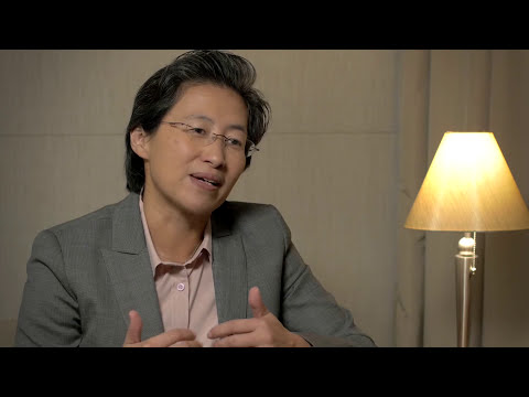 We're excited to announce Dr. Lisa Su as AMD's new president and CEO!