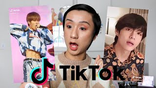 Reacting to K-Pop Tiktoks *I was JUNGSHOOK*