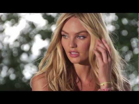 Candice Swanepoel - Supermodel Victoria's Secret