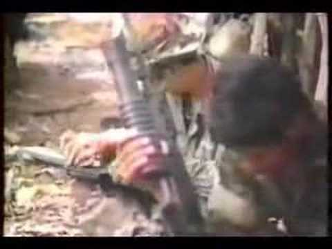 Khmer Rouge Military Footages