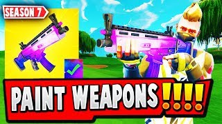 How To Make Your Own Weapon Skins (Working) Fortnite Battle Royale