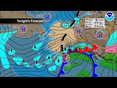 February 07, 2015 Alaska Weather Daily Briefing