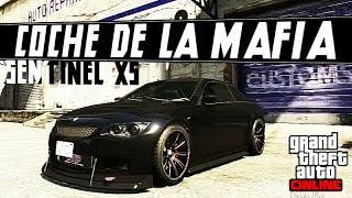 Misterio GTA V Online - Cómo conseguir el coche de la Mafia - Black Sentinel XS - Vehículos secretos