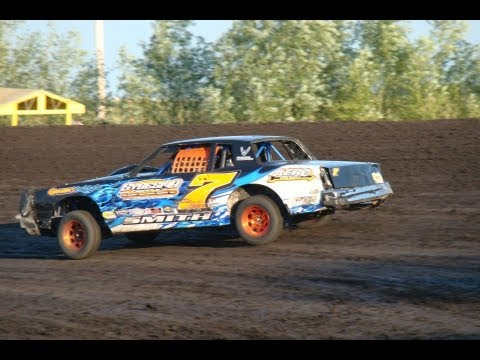 Dirt track Hobby Stock Racing