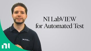 NI LabVIEW for Automated Test