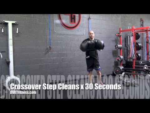 Clean and Press Exercise Variations You've Never Seen Image 1
