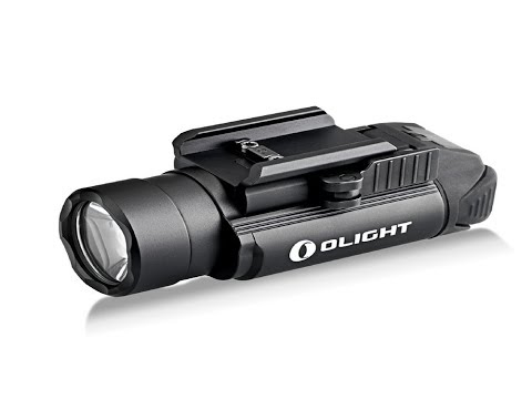 Olight PL-2 Valkyrie Weapon Light - Review