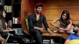 Kirrak Party Team Funny Game || Nikhil, Samyuktha, Simran, Deepthi Sunaina || ZUP TV