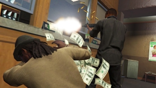 GTA 5 RP - WE FINALLY ROBBED THE BANK! (GTA 5 Roleplay)