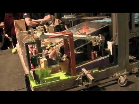 Purdue Team Breaks Rube Goldberg World Record