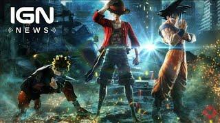 Jump Force •  Game TRAILER •  Naruto X Dragon Ball Z •  Games 4 world