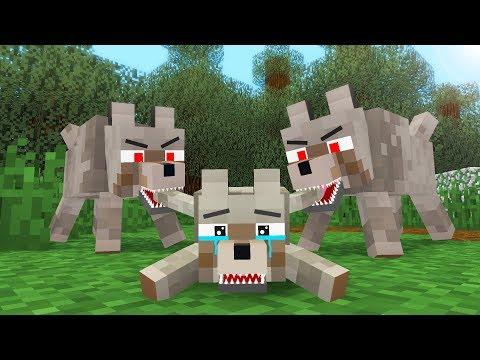 All Minecraft Life I - Minecraft Animation