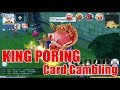 KING PORING Card Gambling!! | Ragnarok Online Mobile MMORPG