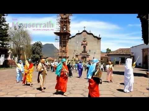 Santa Clara del Cobre Domingo de Ramos 2013