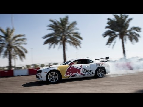 World's Longest Vehicle Drift - Abdo Feghali 2013