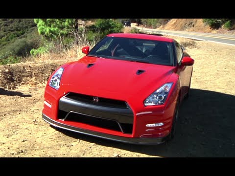 Can The 2013 Nissan GT-R Make You Sick? - CAR and DRIVER
