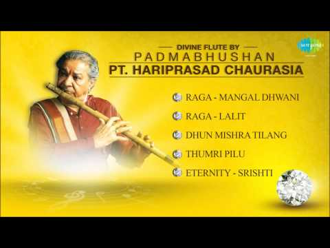 Divine Flute By Padma Vibhushan  Pandit Hariprasad Chaurasia | Classical Instrumental Audio Jukebox video