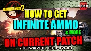 Borderlands Guide to Infinite Ammo, and Insane Crit damage on Current Patch