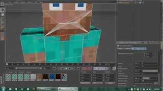 Free Download Cinema 4D Minecraft Automatic Lip Sync