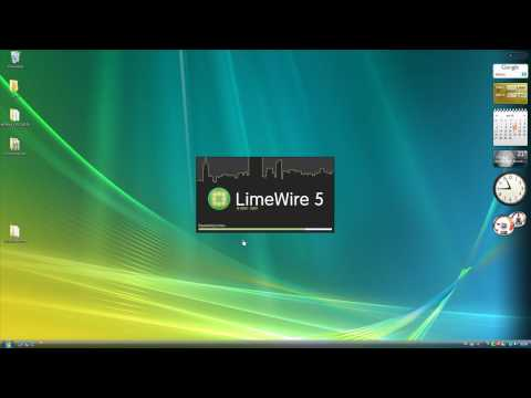 LimeWire: How to download with LimeWire