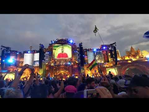 Nicky Romero. Without you (Avicii) @ Tomorrowland 2019 (Weekend 2)