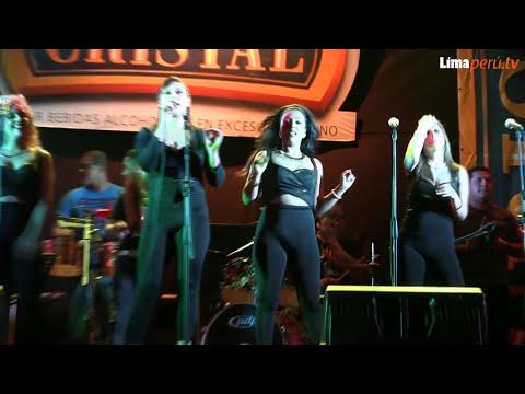 Son Tentación La que manda soy yo en vivo 2014 video clip hd