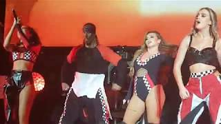 Little mix - Your love (Glory days tour in Vienna 2017) HD