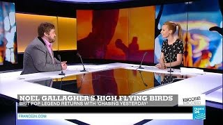 Video Noel Gallagher, Bryce Dessner and