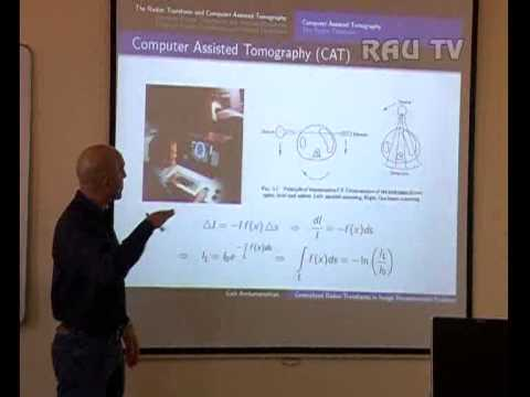 Учебный семинар профессора Айка Амбарцумяна