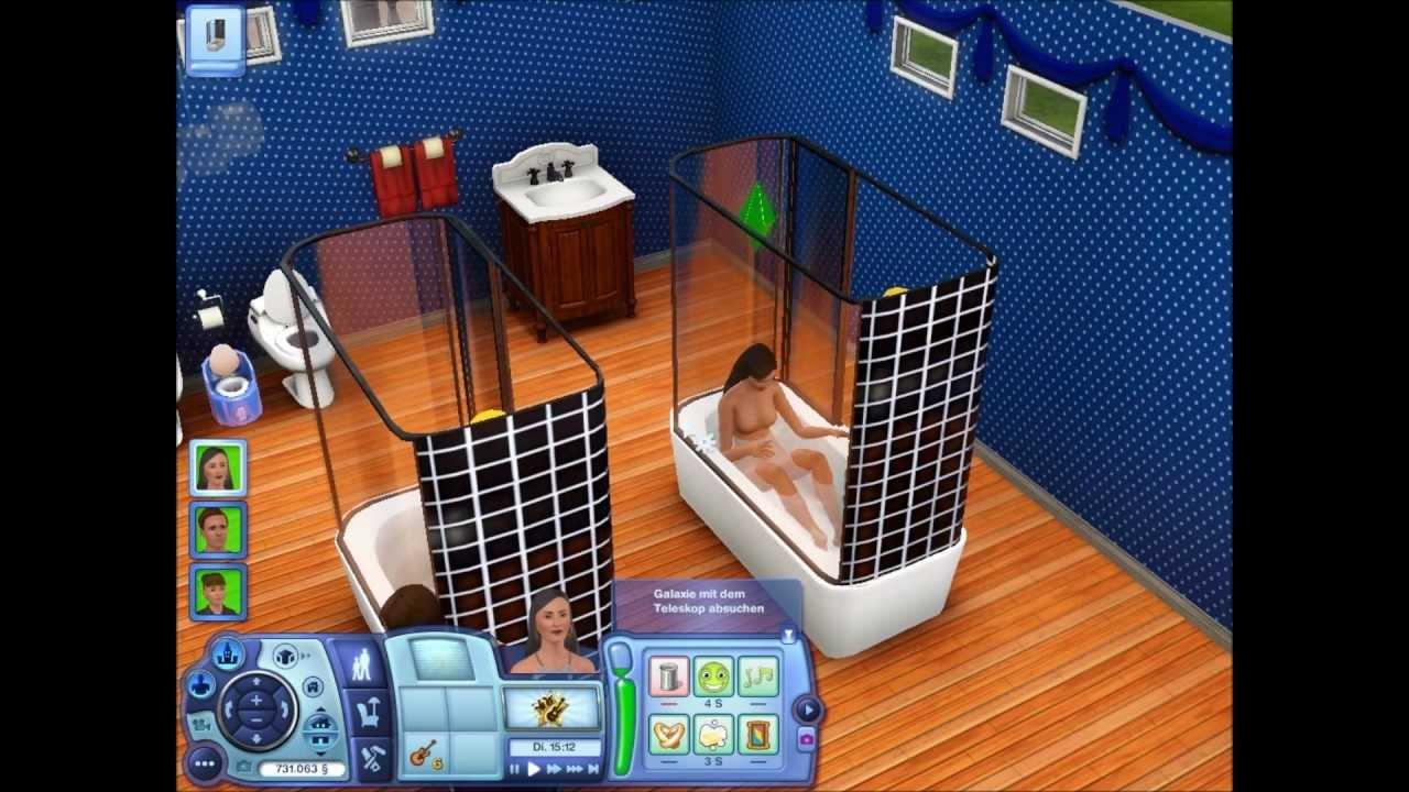 Die Sims 3 Die nackte Wahrheit - YouTube