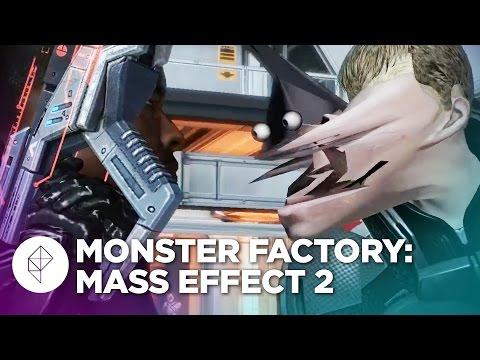 Monster Factory: Exploding Shepard's Face Bones in Mass Effect 2
