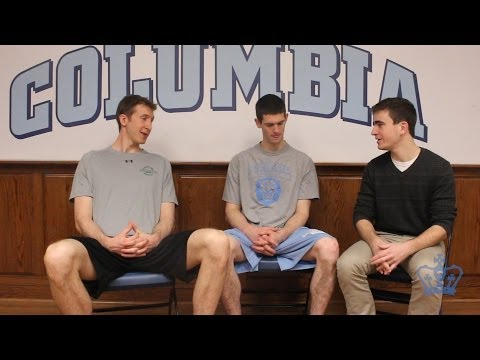 Troy Murphy, former NBA player, talks transition into Columbia life
