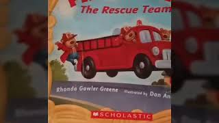 FIREBEARS the rescue team