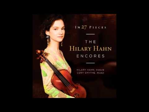 Garcia Abril : Third Sigh, from In 27 Pieces : The Hilary Hahn Encores