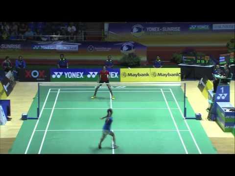 SF- Matches 2, 3 and 4 -Yonex Sunrise Malaysia Masters 2015
