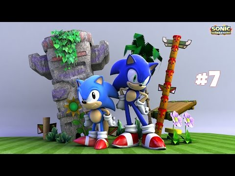 Let's Play: Sonic Generations #7 [Seaside Hill]