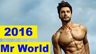 India's First Mr World 'Rohit Khandelwal'