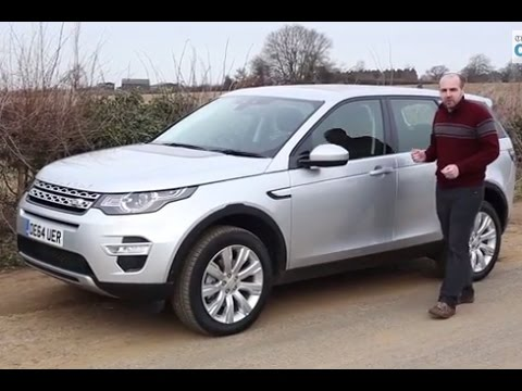 Land Rover Discovery Sport review 2015 | TELEGRAPH CARS